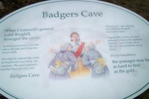 Badgers Cave