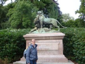 Me and The Lions