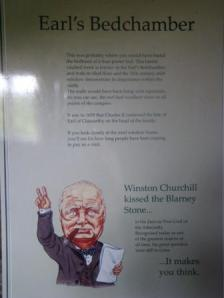 Winston Churchill Was Here!