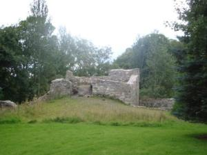 Closer View of Lime Kiln
