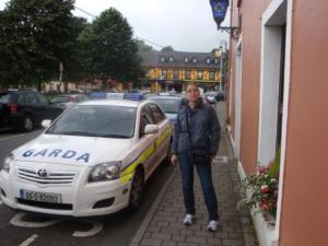 Taking On The Garda...Or Not.
