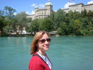 Me By The River in Bern