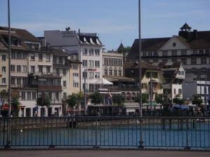A View of Zurich