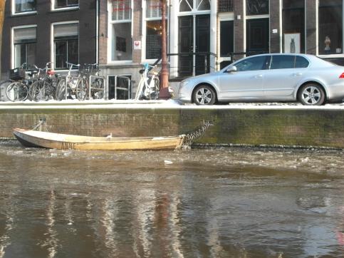 Anne, Amsterdam - January 2013