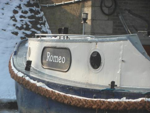Romeo, Amsterdam - January 2013