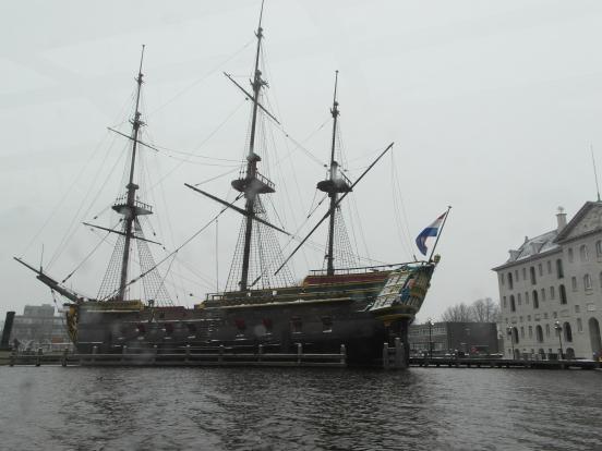 Beautiful Dutch Ship 2