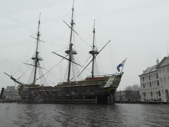 Beautiful Dutch Ship 2