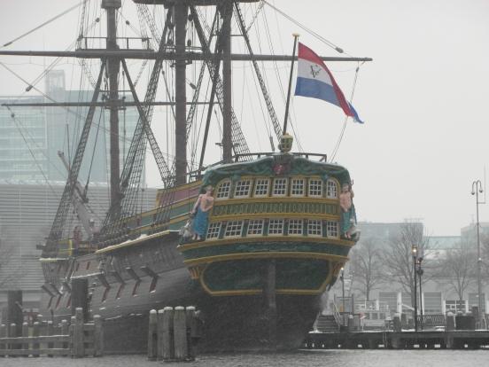 Dutch flagging flying high!